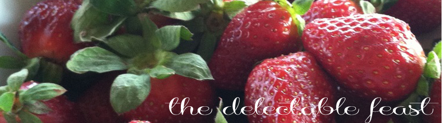 The Delectable Feast header image